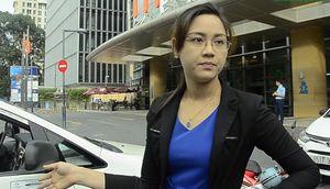 Mỹ nữ xin lính ông Đoàn Ngọc Hải đừng phạt tài xế Vinasun từ Đồng Nai lên TP.HCM