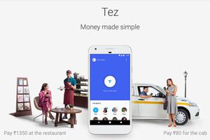 Dịch vụ thanh toán Google Tez dùng âm thanh để chuyển tiền