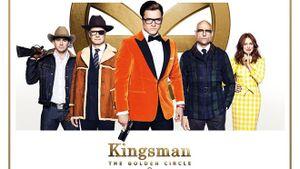 Liệu phần 2 của 'Kingsman' có vượt qua 'Chú hề ma quái' để giành vị trí đứng đầu doanh thu tuần này?