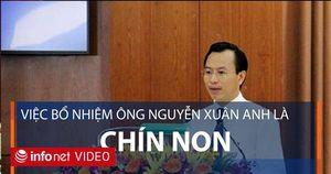 """TS Nguyễn Sĩ Dũng: """"Đưa ông Nguyễn Xuân Anh lên làm bí thư Đà Nẵng là rất chín non"""""""