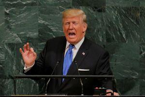 TT Trump đe dọa Triều Tiên và Iran tại Liên Hợp Quốc