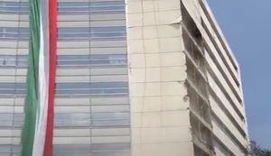 Tiếng la hét thất thanh trong động đất ở Mexico