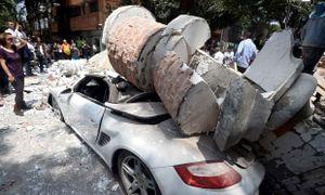 Động đất đánh sập hàng loạt tòa nhà ở Mexico, hơn 119 người chết
