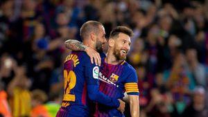 Màn trình diễn đỉnh cao của Messi trước Eibar