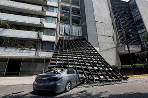 Động đất kinh hoàng ở Mexico: 'Như thể Chúa nổi giận với chúng tôi'
