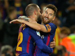 Sau tất cả, Barca đang đánh lừa mọi đối thủ