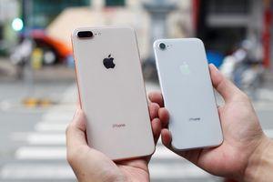 iPhone 8 đầu tiên về Việt Nam giá từ 19,9 triệu đồng