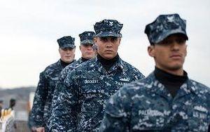 Thủy thủ Mỹ căng thẳng do làm việc 100 giờ mỗi tuần