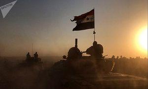 Nga dọa hủy diệt SDF pháo kích Quân đội Syria ở Deir Ezzor