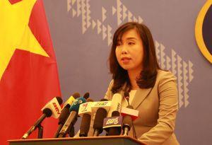 Tích cực thu xếp chuyến thăm Việt Nam của Tổng thống Donald Trump