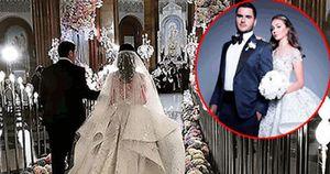 Đám cưới xa hoa của con trai bạn thân Tổng thống Nga Putin