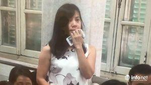 Vợ Nguyễn Xuân Sơn xin bồi thường, vợ Hà Văn Thắm gửi lời cảm ơn