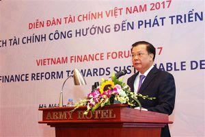 Tìm giải pháp cải cách tài chính công hướng đến phát triển bền vững