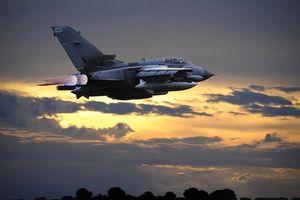 Không quân Anh phá hỏng vụ hành quyết của IS tại Syria