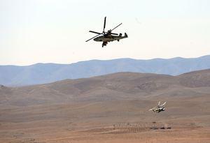 Ka-52 Nga tập trận 'cướp cò': Lộ bí mật đáng sợ (video)
