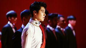 Ngẩn ngơ trước tạo hình 'Ông hoàng sắc lạnh' của Yunho (TVXQ) ngày trở lại