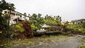 Siêu bão Maria càn quét vùng Caribbean