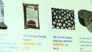 Amazon bị tố tiếp tay bán nguyên liệu chế... bom