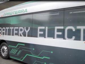 Xe buýt điện Proterra lập kỷ lục về quãng đường di chuyển