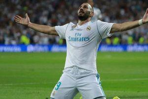 Benzema thề gắn bó trọn đời với Real Madrid