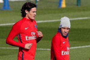 Sau tất cả, Neymar đã xin lỗi Cavani