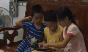 Bố mẹ đang đầu độc con khi cho trẻ dùng smartphone thế này