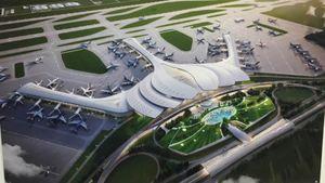 3 thiết kế kiến trúc nhà ga hành khách Cảng hàng không quốc tế Long Thành, đồng giải Nhất
