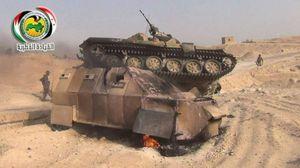 'Hổ Syria' đập tan IS phản kích lớn trên bờ tây Deir Ezzor (video)
