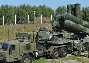 Rồng lửa S-400 Nga tập trận phòng thủ ở Siberia