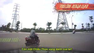 Nhật Anh tung clip 'Ninja Lead và Đội Quân Ú Òa..' gây sốt cộng đồng mạng