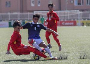 U16 Mông Cổ vs U16 Việt Nam: Chiến thắng trong tầm tay
