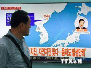 Hàn Quốc xác nhận trận động đất ở Triều Tiên là tự nhiên