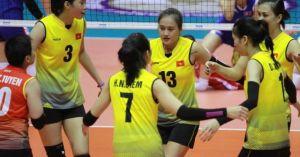 Xem trực tiếp bóng chuyền: Nữ Việt Nam vs Nữ Hàn Quốc