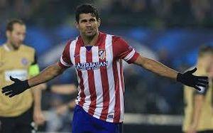 Diego Costa từng khủng khiếp thế nào tại Atletico Madrid