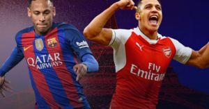 Neymar và Cavani đấu vương quyền: PSG chữa cháy bằng Sanchez
