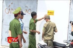 Phòng ngừa tội phạm trộm cắp tài sản tại địa bàn dân cư