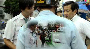 Taxi bị lính ông Đoàn Ngọc xử phạt khi đi vệ sinh, tài xế Mai Linh bức xúc