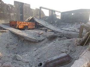 Nga nổi giận, hủy diệt kinh hoàng doanh trại Al-Qaeda Syria (video)