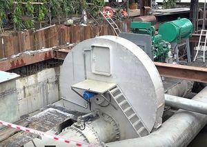 TP HCM định chi 12 tỷ mỗi năm thuê máy bơm chống ngập khổng lồ