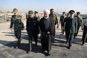 Tiếp tục thách thức Mỹ, Iran phóng tên lửa đạn đạo tầm bắn 2.000km