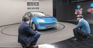Ford ứng dụng kính thực tế ảo HoloLens vào thiết kế