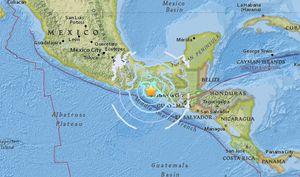 Lại động đất mạnh gần thủ đô Mexico