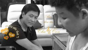 Diễn viên Quốc Tuấn đã chết lặng khi con trai phải cưa hộp sọ