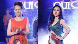 QUI E ORA: BTV Đan Lê, Hoài Anh làm 'đốn tim' fan bằng phần trình diễn catwalk đầy mê hoặc