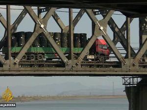 Trung Quốc cấm xuất nhập khẩu nhiều mặt hàng với Triều Tiên