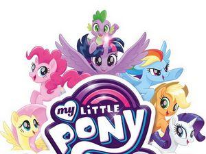 Phim hoạt hình về những nàng ngựa Pony đốn tim khán giả nhí