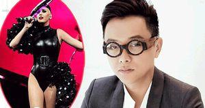 Công Trí: 'Tôi lo lắng từng giờ đến ngày Katy Perry thử đồ'