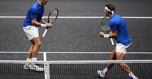 Federer đánh đôi với Nadal: Khi 'Messi - Ronaldo' song tấu