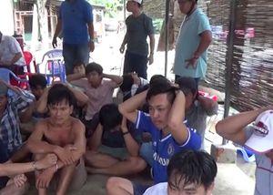 Truyền hình trực tiếp từ trường gà Campuchia để đánh bạc