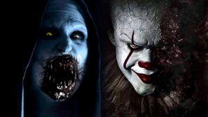 Khán giả xôn xao thông tin ác ma Valak kết hợp với chú hề ma quái trong 'The Nun'